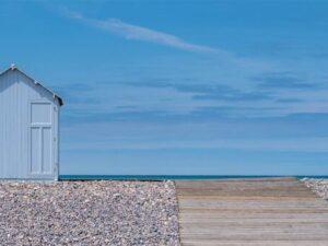 photographie bord de plage michèle gabet