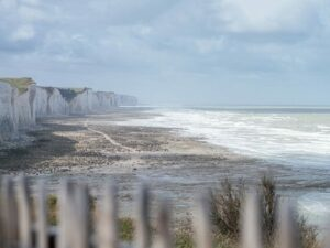 photographie falaise de ault