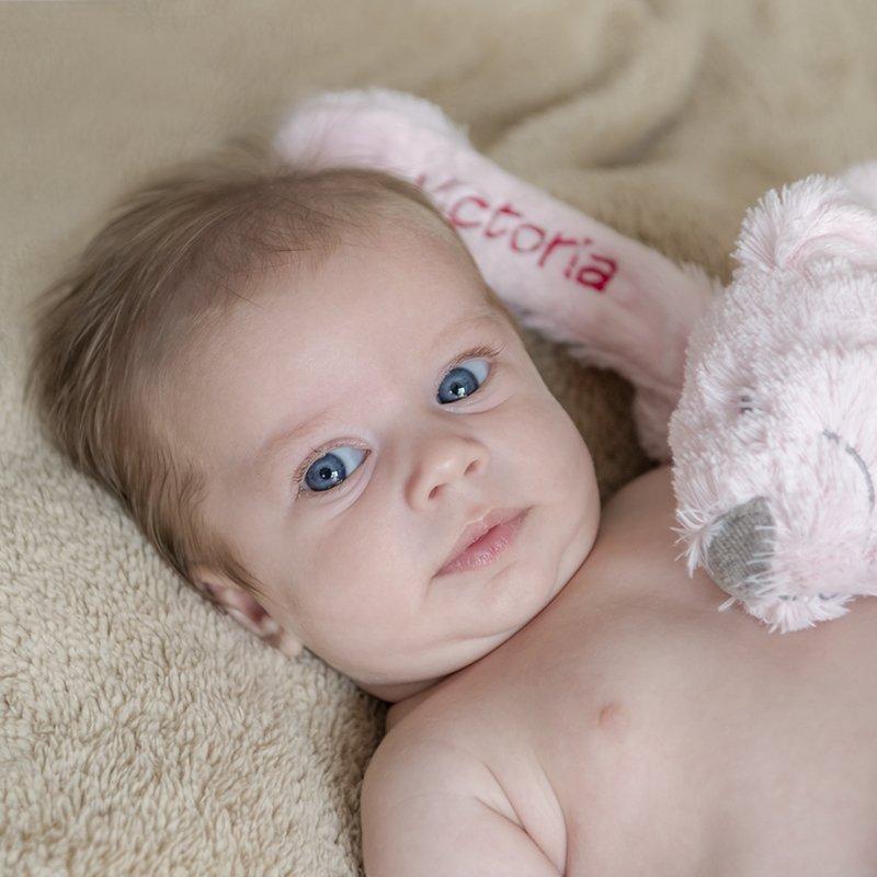 photo de bébé fille