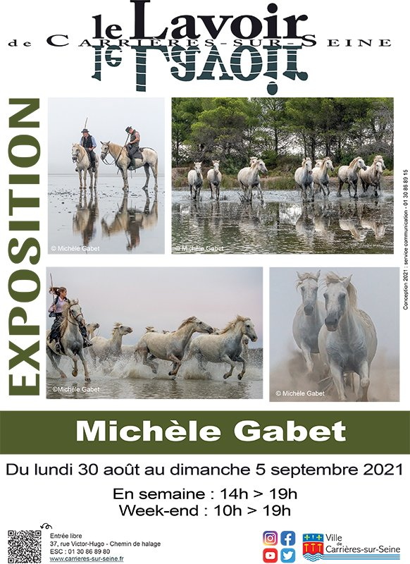 affiche expo pour page expo